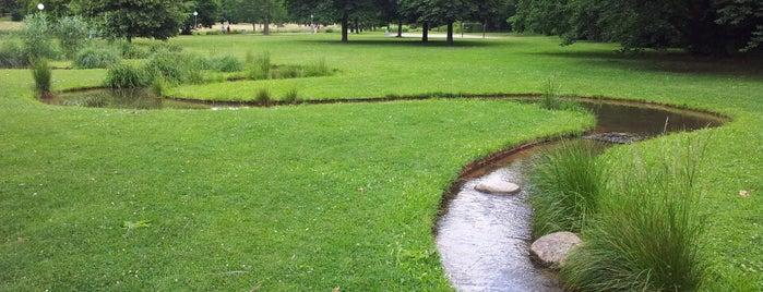 Unterer Schlossgarten is one of Freizeitaktivitäten.