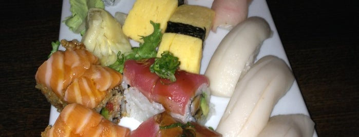 The One Sushi & Lounge is one of Elishaさんの保存済みスポット.