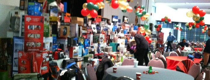 Carson Community Center is one of New Years Eve 2014 Parties.