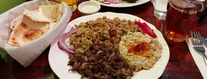 Wafa's is one of New Yorker Cheap Eats List.