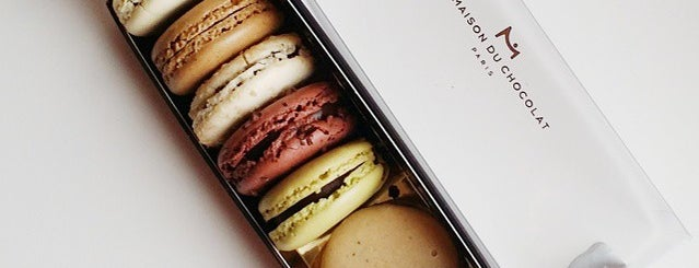 La Maison du Chocolat is one of Bakery in Paris.