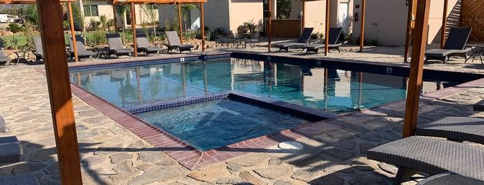 Ojo Azul Resort is one of Lugares favoritos de Yanira.