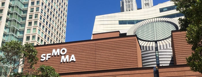 SFMOMA Rooftop Sculpture Garden is one of to do & eat - SF.