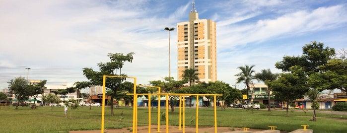 Praça Da Feira - Parque Amazonas is one of Lieux qui ont plu à Mayk.
