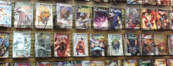 Montasy Comics is one of Comics NYC.