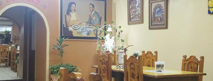 churreria y restaurante D Hector & Laura is one of De viaje! :3.