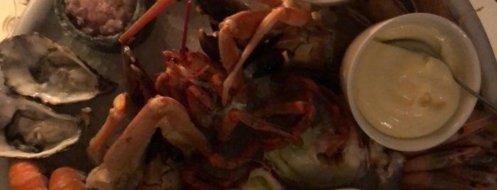 Krogs Fiskerestaurant is one of Copenhagen.