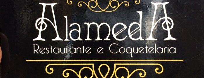 Alameda Restaurante E Coquetelaria is one of Restaurantes em Campos do Jordão.