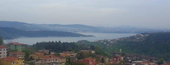 Sariyer Tepe is one of สถานที่ที่ Zeynep ถูกใจ.