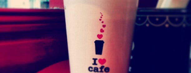 I Love Café is one of Posti salvati di Tami.