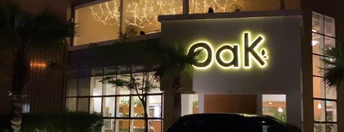 Oak is one of Bahrain 🇧🇭.