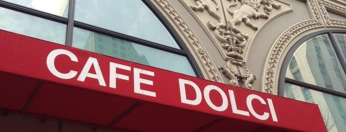 Cafe Dolci is one of สถานที่ที่ Edna ถูกใจ.