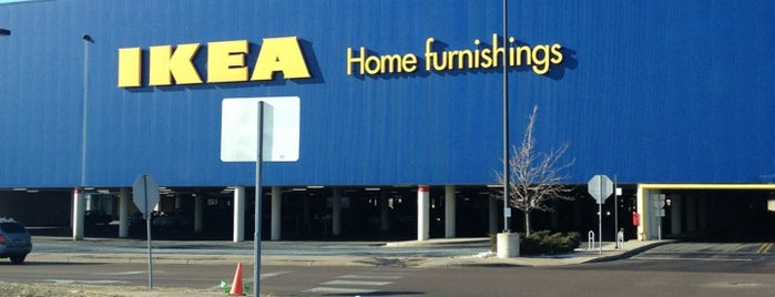 IKEA is one of All The Places I Can Think of That I've been.