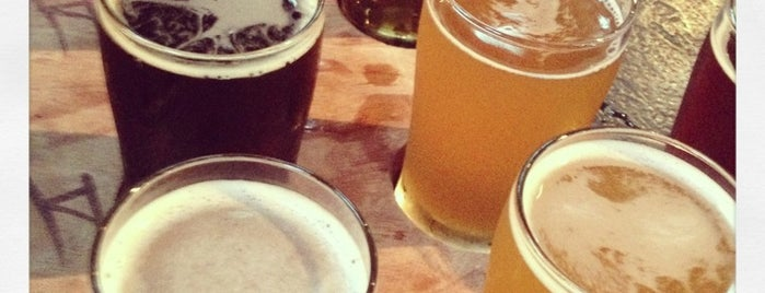 Against The Grain Brewery & Smokehouse is one of Kentucky Y'all.