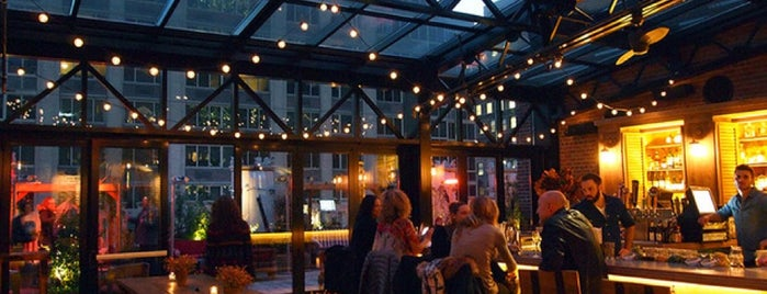 Refinery Rooftop is one of Patio Situation.