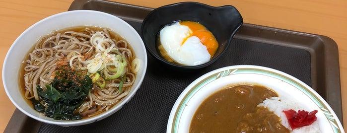 富士そば 経堂店 is one of ZN'ın Beğendiği Mekanlar.
