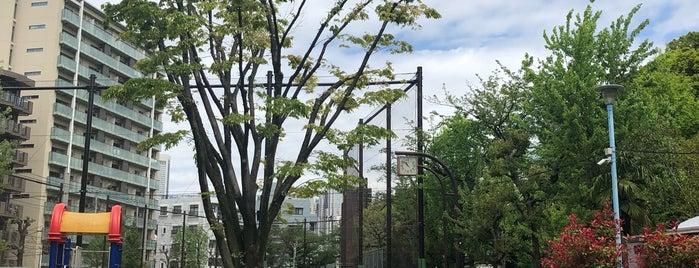 代々木深町小公園 is one of Lieux qui ont plu à モリチャン.
