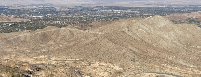 Coachella Valley Vista Point is one of Cali.