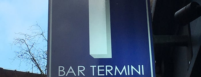 Bar Termini is one of London.