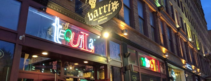 Barrio is one of Cleveland.