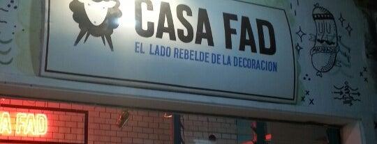 CASA FAD is one of Tienda.