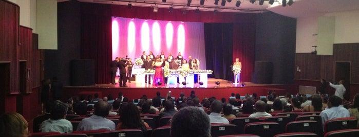 Teatro Salesiano is one of VAMOS LA.....
