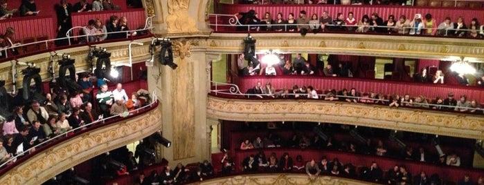 Opéra de Lille is one of Lieux sauvegardés par Thomas.