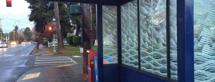 Metro Bus Stop 24th Ave & McGraw is one of Places to fix.