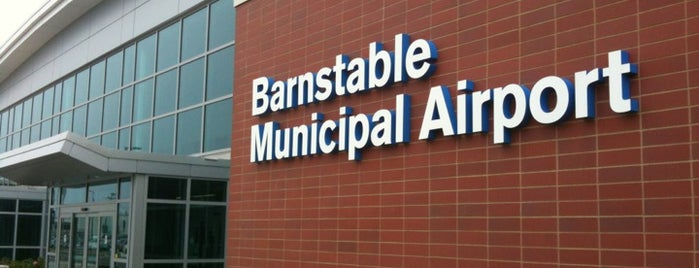 Barnstable Municipal Airport (HYA) is one of Cape Cod.