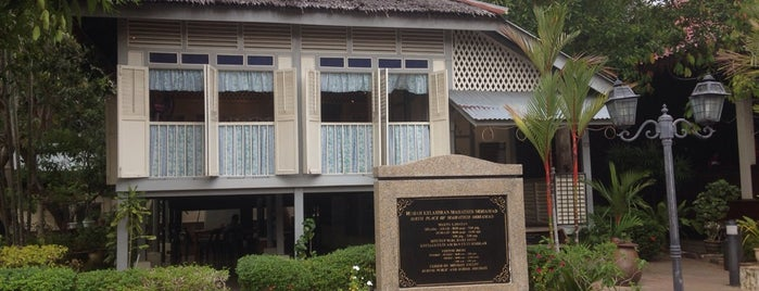 Rumah Kelahiran Mahathir Mohamad is one of Tempat yang Disukai See Lok.