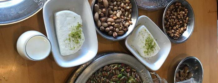Beyzade Künefe is one of Tatlı.