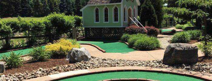 Goofy Golf is one of Lieux qui ont plu à Chris.