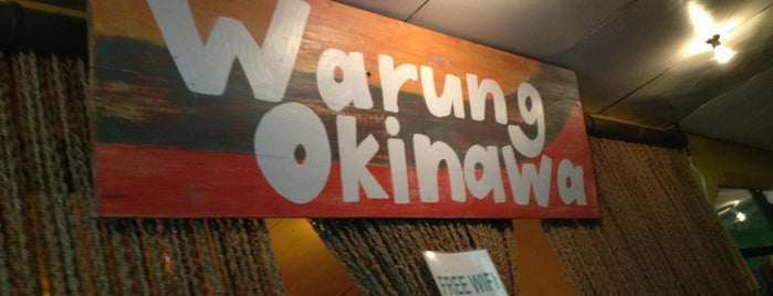 Warung Okinawa is one of Consume.