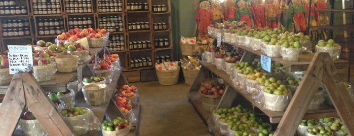 Harvest Moon Farm and Orchard is one of Hudson Valley.