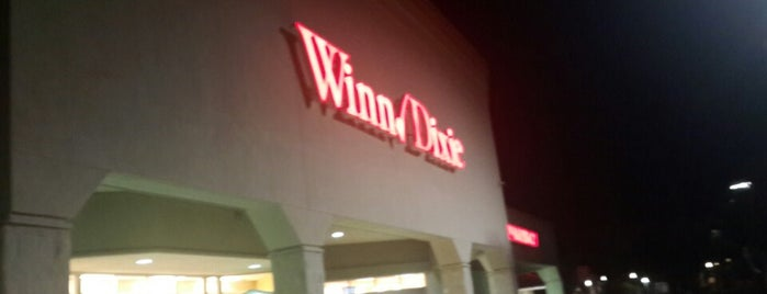 Winn-Dixie is one of Orte, die Michael gefallen.