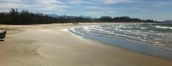 Praia da Gamboa is one of Praias que conheço.