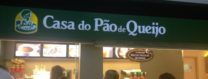 Casa do Pão de Queijo is one of macilio 님이 좋아한 장소.