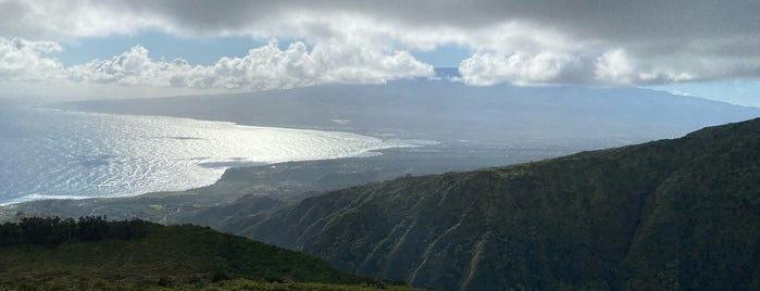 Waihe'e Ridge Trail is one of Maui.