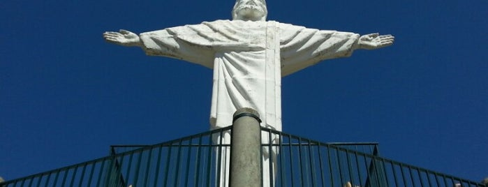 Mirante do Cristo Redentor is one of Orte, die Daniel gefallen.