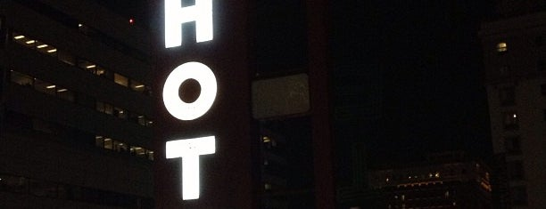City Center Motel is one of สถานที่ที่ Rafa ถูกใจ.