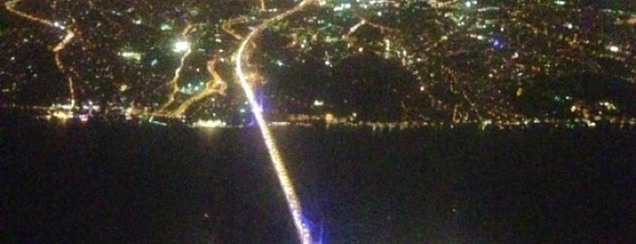 Istanbul - En Fazla Check-in Yapılan Yerler-