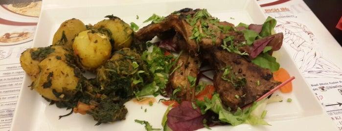 Bissli Ethnic Fusion Restaurant is one of food.