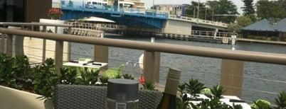 Intracoastal Waterway Bridge @ E Commercial Blvd is one of Lieux qui ont plu à Michael.
