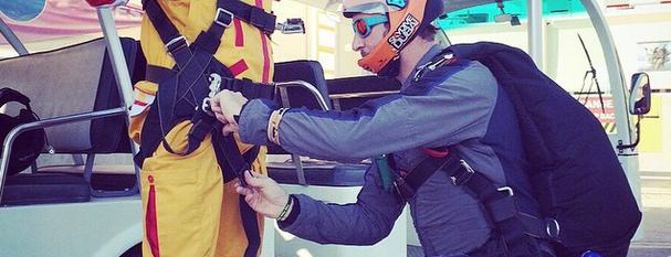 Skydive Dubai is one of Posti salvati di McDonald's Arabia.