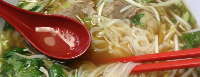 Pho Binh is one of Houston Eats.