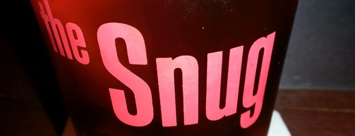The Snug is one of Drink: NYC.
