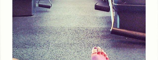 Sweat Pilates is one of LA.