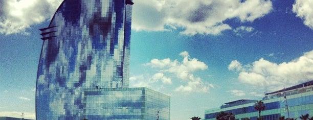 W Barcelona is one of BCN.