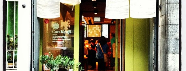 Can Kenji is one of Barcelona comer.