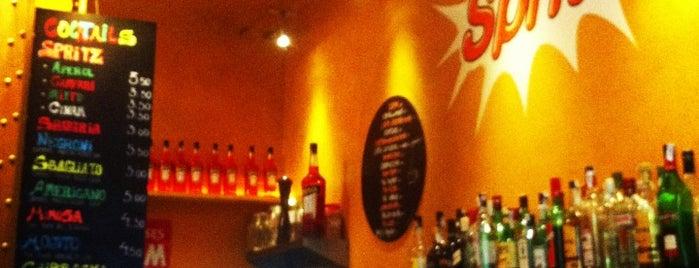 Spritz is one of Spritz time.